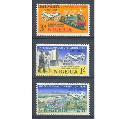 Znaczek Nigeria 1965 Mi 169-171 Czyste **