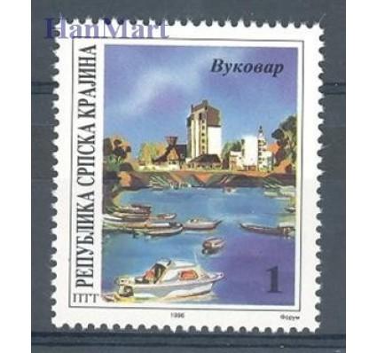 Znaczek Republika Serbskiej Krajiny / Krajina 1996 Mi 50 Czyste **
