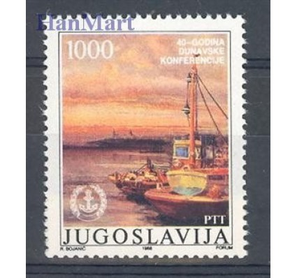 Znaczek Jugosławia 1988 Mi 2290 Czyste **