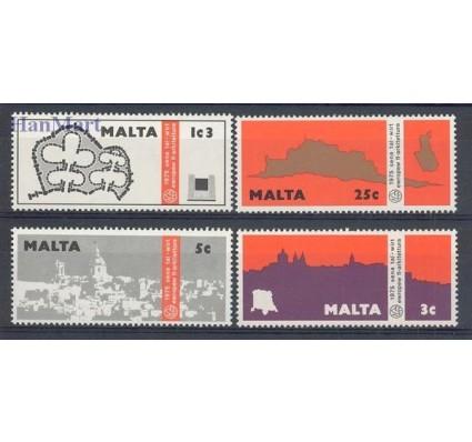 Znaczek Malta 1975 Mi 514-517 Czyste **