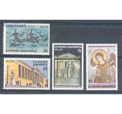 Znaczek Grecja 1985 Mi 1594-1597 Czyste **