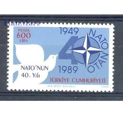 Znaczek Turcja 1989 Mi 2851 Czyste **