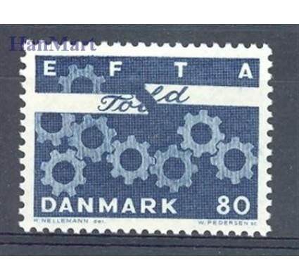 Znaczek Dania 1967 Mi 450x Czyste **