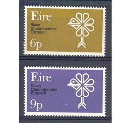Znaczek Irlandia 1970 Mi 237-238 Czyste **