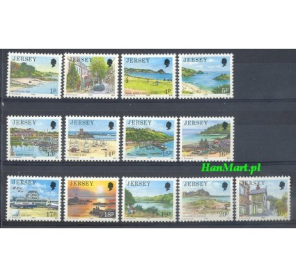 Jersey 1989 Mi 463-475 Czyste **