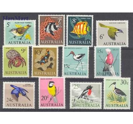 Znaczek Australia 1966 Mi 362-373 Czyste **