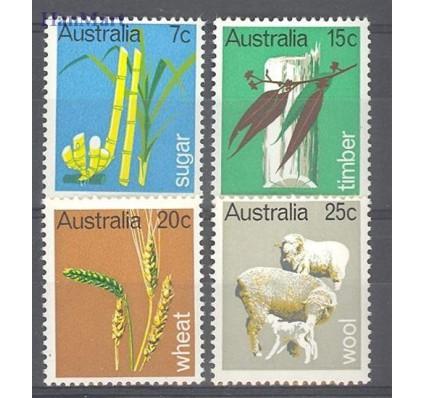 Znaczek Australia 1969 Mi 418-421 Czyste **