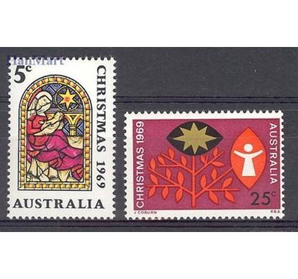 Znaczek Australia 1969 Mi 422-423 Czyste **
