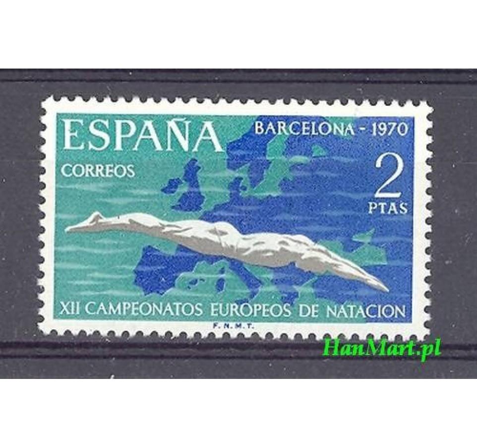 Hiszpania 1970 Mi 1880 Czyste **