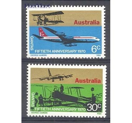 Znaczek Australia 1970 Mi 455-456 Czyste **