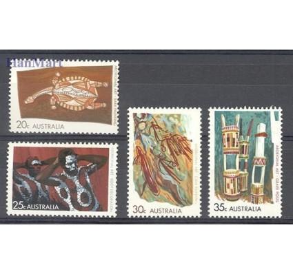 Znaczek Australia 1971 Mi 472-475 Czyste **