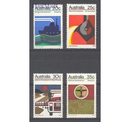 Znaczek Australia 1973 Mi 522-525 Czyste **