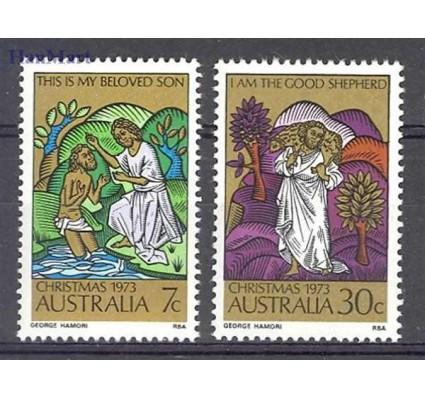 Znaczek Australia 1973 Mi 535-536 Czyste **