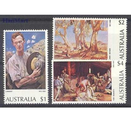 Znaczek Australia 1974 Mi 546-548 Czyste **