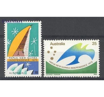 Znaczek Australia 1974 Mi 593-594 Czyste **