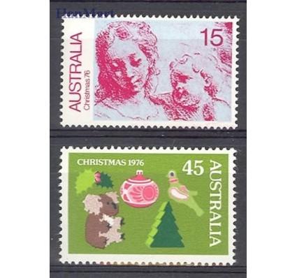 Znaczek Australia 1976 Mi 620-621 Czyste **