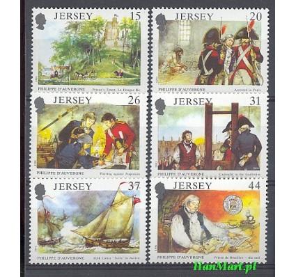 Znaczek Jersey 1991 Mi 533-538 Czyste **