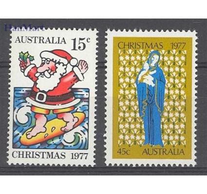 Znaczek Australia 1977 Mi 641-642 Czyste **