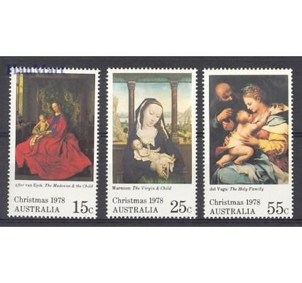 Znaczek Australia 1978 Mi 660-662 Czyste **