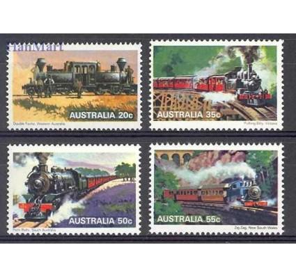 Znaczek Australia 1979 Mi 680-683 Czyste **
