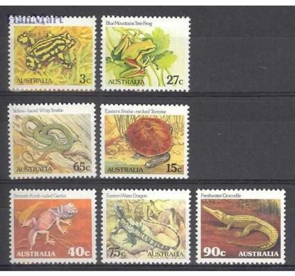 Znaczek Australia 1982 Mi 781-787 Czyste **