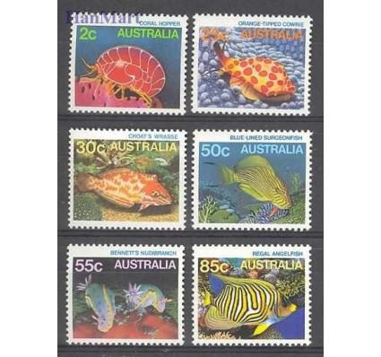 Znaczek Australia 1984 Mi 879-884 Czyste **