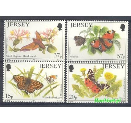 Jersey 1991 Mi 549-552 Czyste **