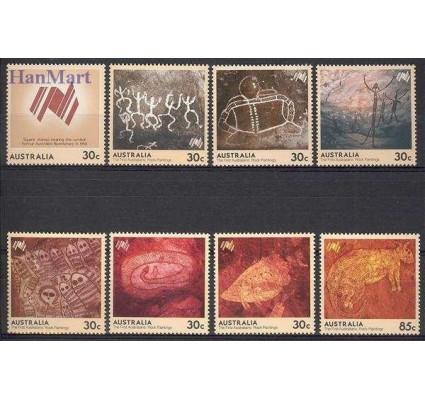 Znaczek Australia 1984 Mi 900-907 Czyste **