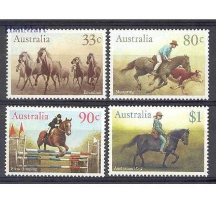 Znaczek Australia 1986 Mi 968-971 Czyste **