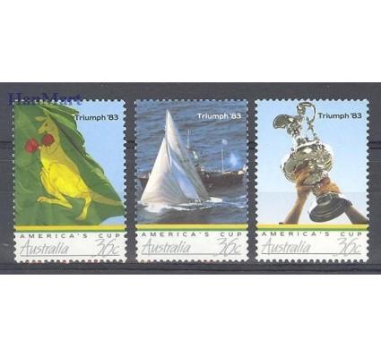 Znaczek Australia 1986 Mi 1001-1003 Czyste **