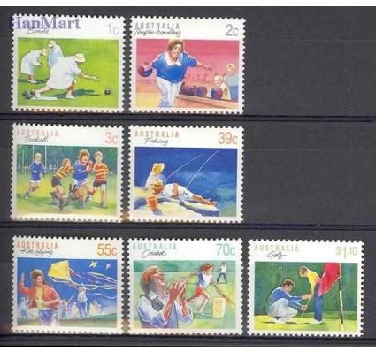 Znaczek Australia 1989 Mi 1139-1145 Czyste **