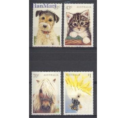 Znaczek Australia 1991 Mi 1257-1260 Czyste **