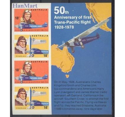 Znaczek Australia 1978 Mi bl 3 Czyste **