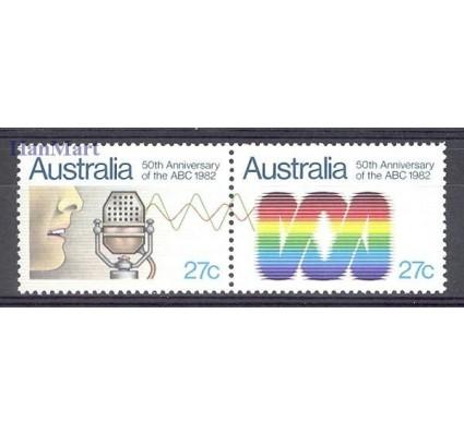 Znaczek Australia 1982 Mi 793-794 Czyste **