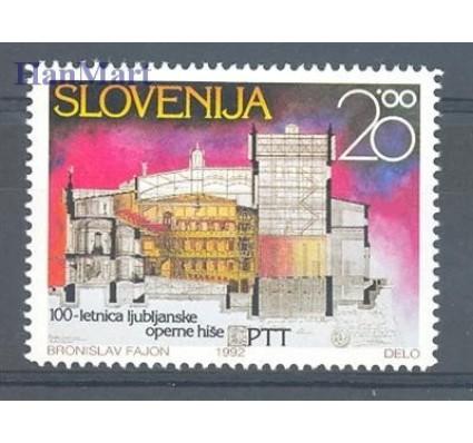 Znaczek Słowenia 1992 Mi 18 Czyste **