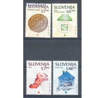 Znaczek Słowenia 1993 Mi 39-42 Czyste **