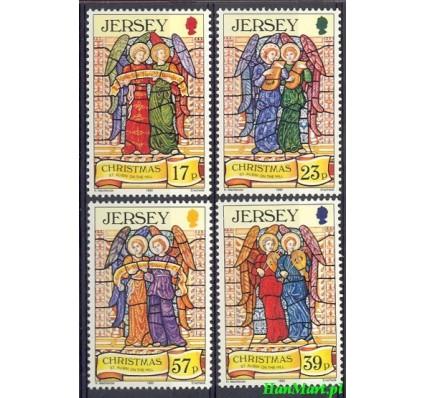 Jersey 1993 Mi 635-638 Czyste **