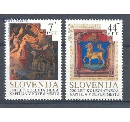 Znaczek Słowenia 1993 Mi 46-47 Czyste **