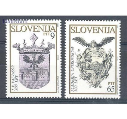 Znaczek Słowenia 1993 Mi 67-68 Czyste **