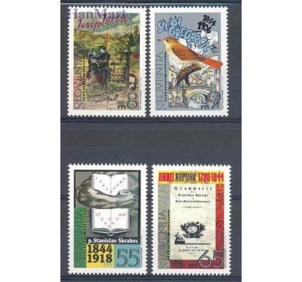 Znaczek Słowenia 1994 Mi 71-74 Czyste **
