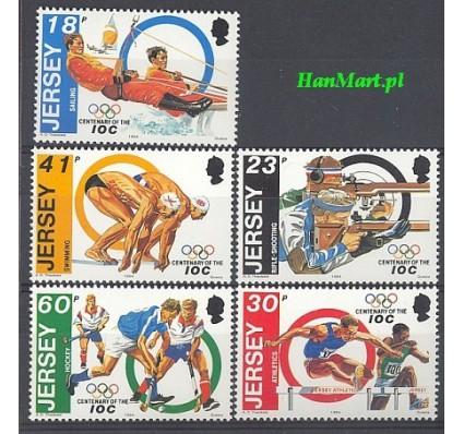 Jersey 1994 Mi 660-664 Czyste **