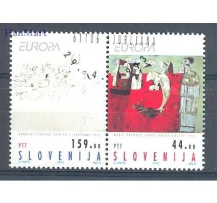 Znaczek Słowenia 1993 Mi par Czyste **