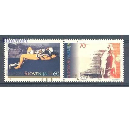 Znaczek Słowenia 1995 Mi 110-111 Czyste **