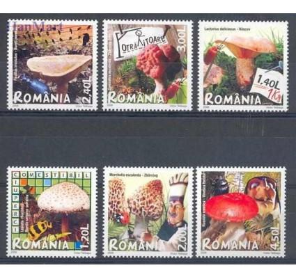 Znaczek Rumunia 2008 Mi 6262-6267 Czyste **