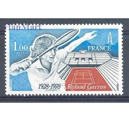 Znaczek Francja 1978 Mi 2102 Czyste **