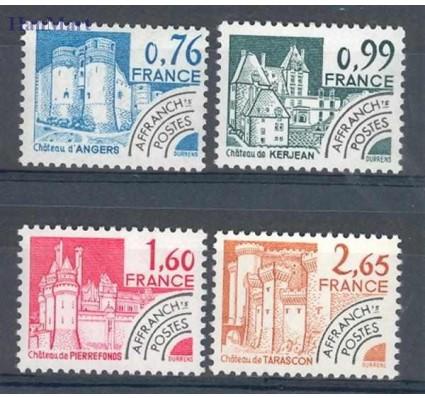 Znaczek Francja 1980 Mi 2187-2190 Czyste **