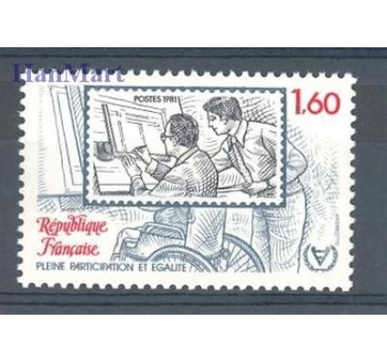 Znaczek Francja 1981 Mi 2291 Czyste **