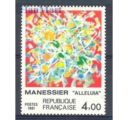 Znaczek Francja 1981 Mi 2298 Czyste **