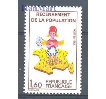 Znaczek Francja 1982 Mi 2324 Czyste **