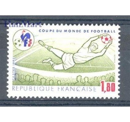 Znaczek Francja 1982 Mi 2331 Czyste **